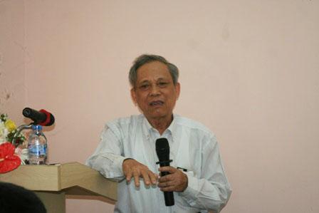 GS Dương Ngọc Hải khẳng định: hằn lún vệt bánh xe là do chủ quan
